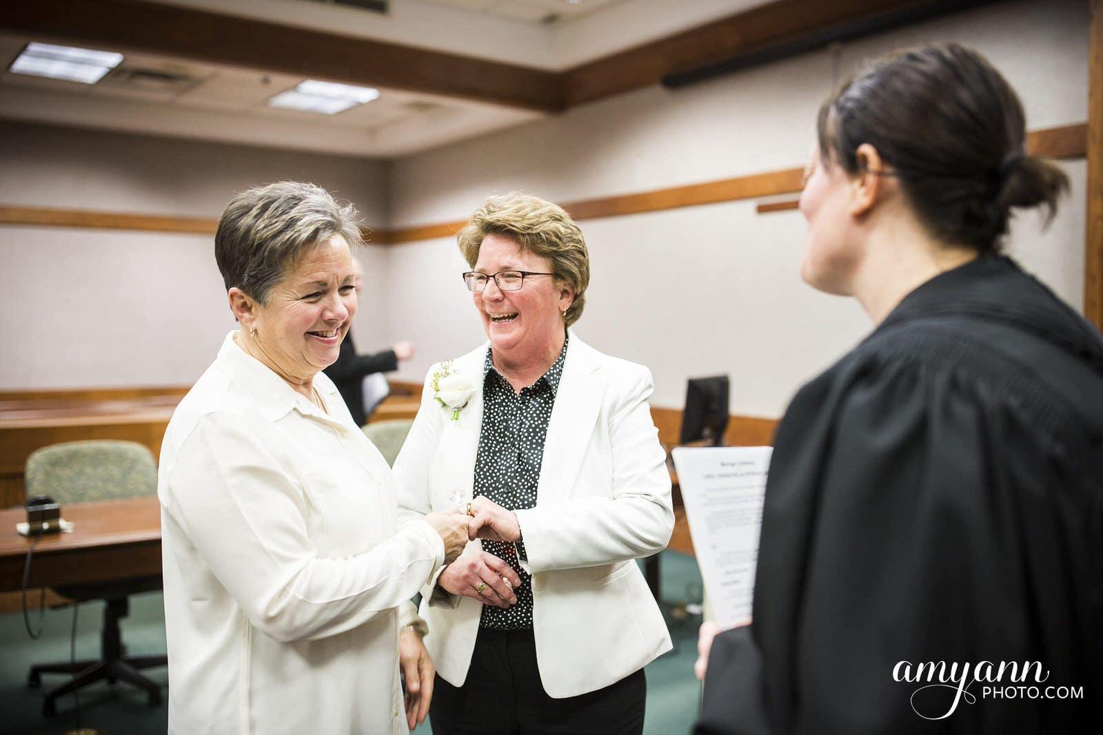 columbus ohio gay wedding